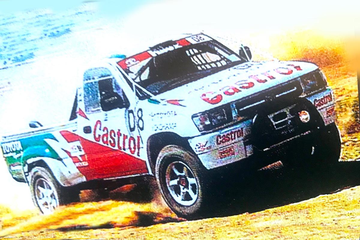 Toyota Desert Race 2000