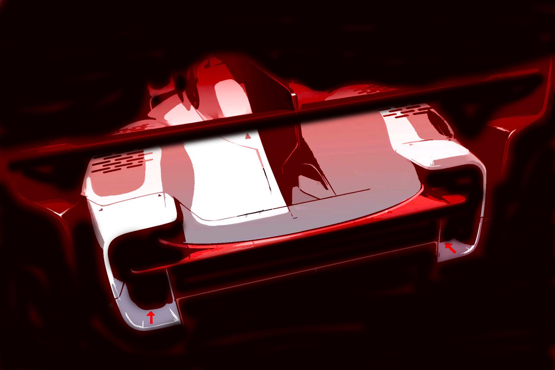 Porsche Le Mans Return