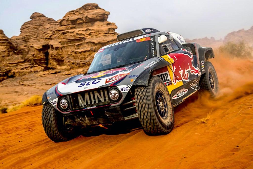 Dakar Day 12