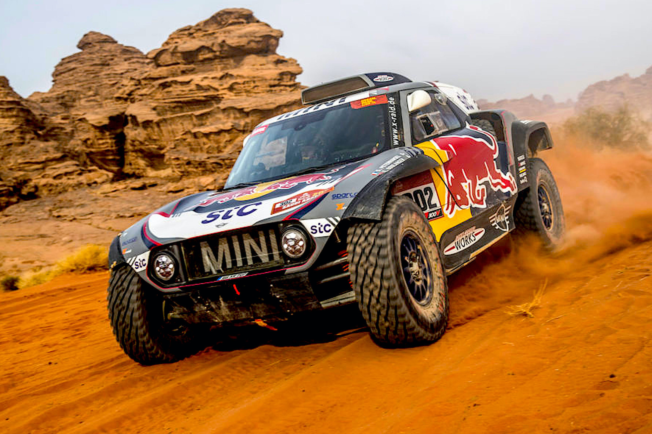 DAKAR FINAL DAY LIVE TICKER HERE: