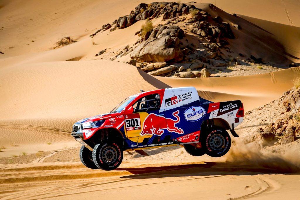 Dakar Day 7