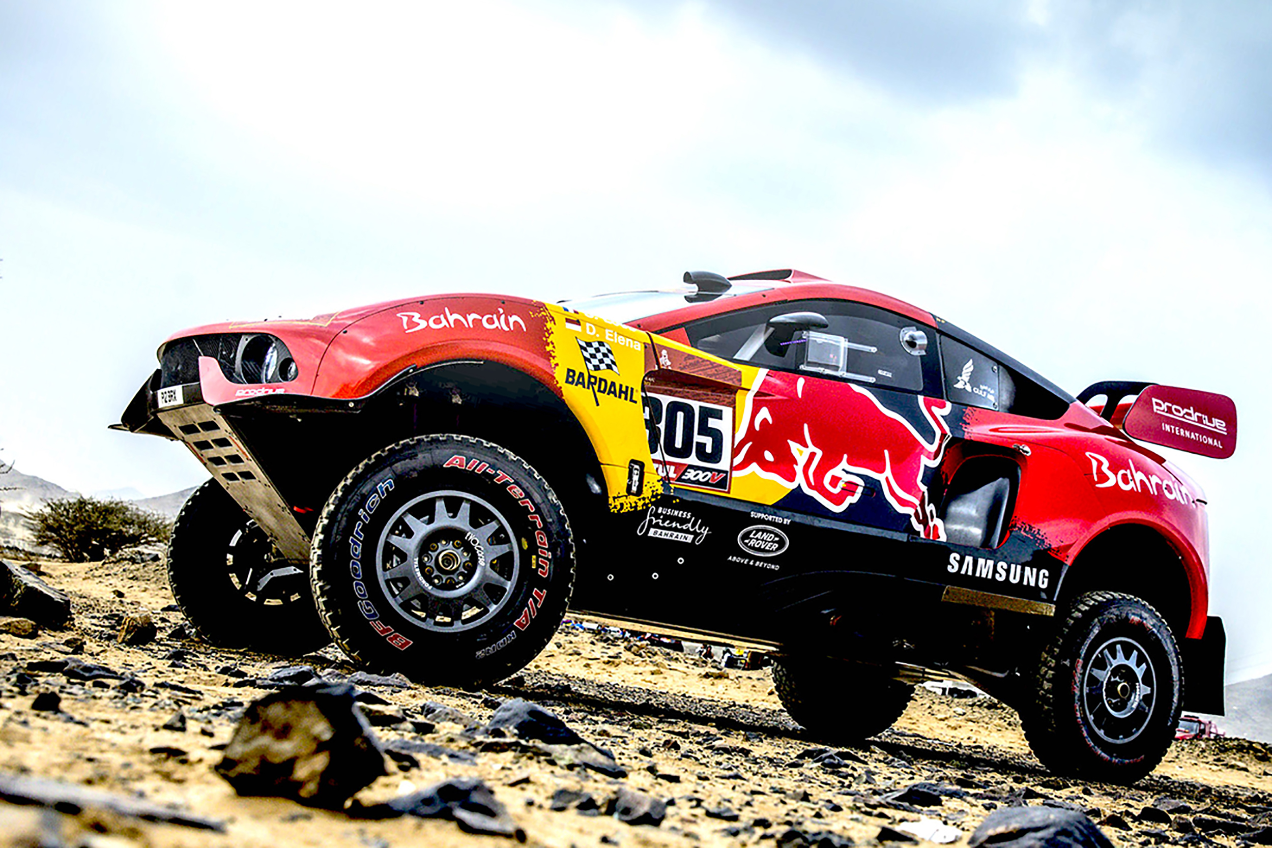 Dark Horse. Sebastien Loeb's Hunter