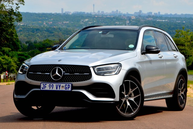Mercedes GLC220d Test