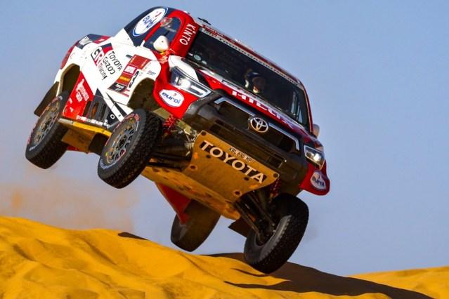 Dakar Day 6