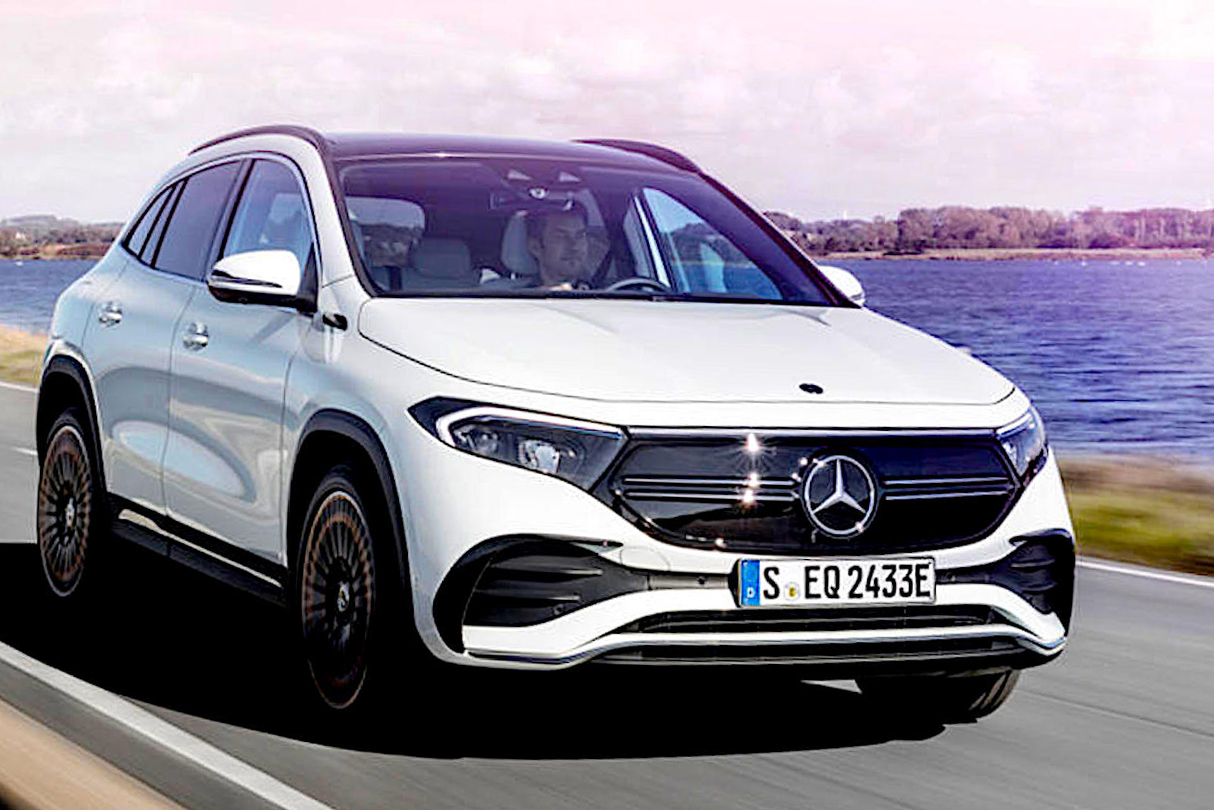 WHY MERC'S NEW EQA IS AN ELECTRIC CAR TURNING POINT