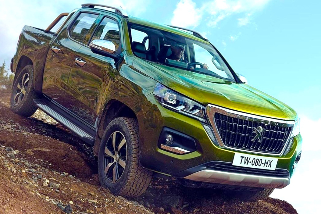 WILL PEUGEOT'S NEW LANDTREK BAKKIE MAKE IT IN SA?