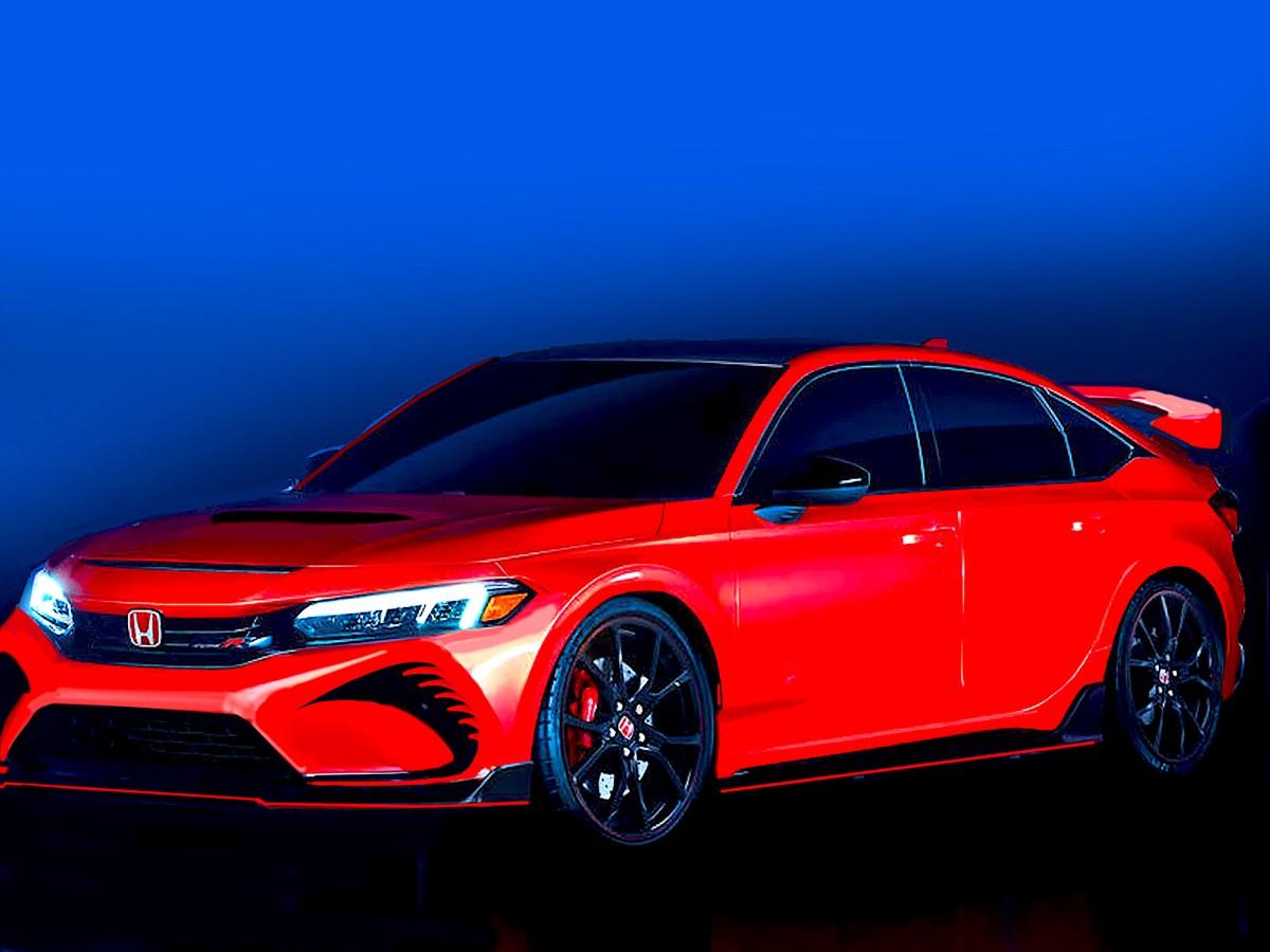 2022 Honda Type R