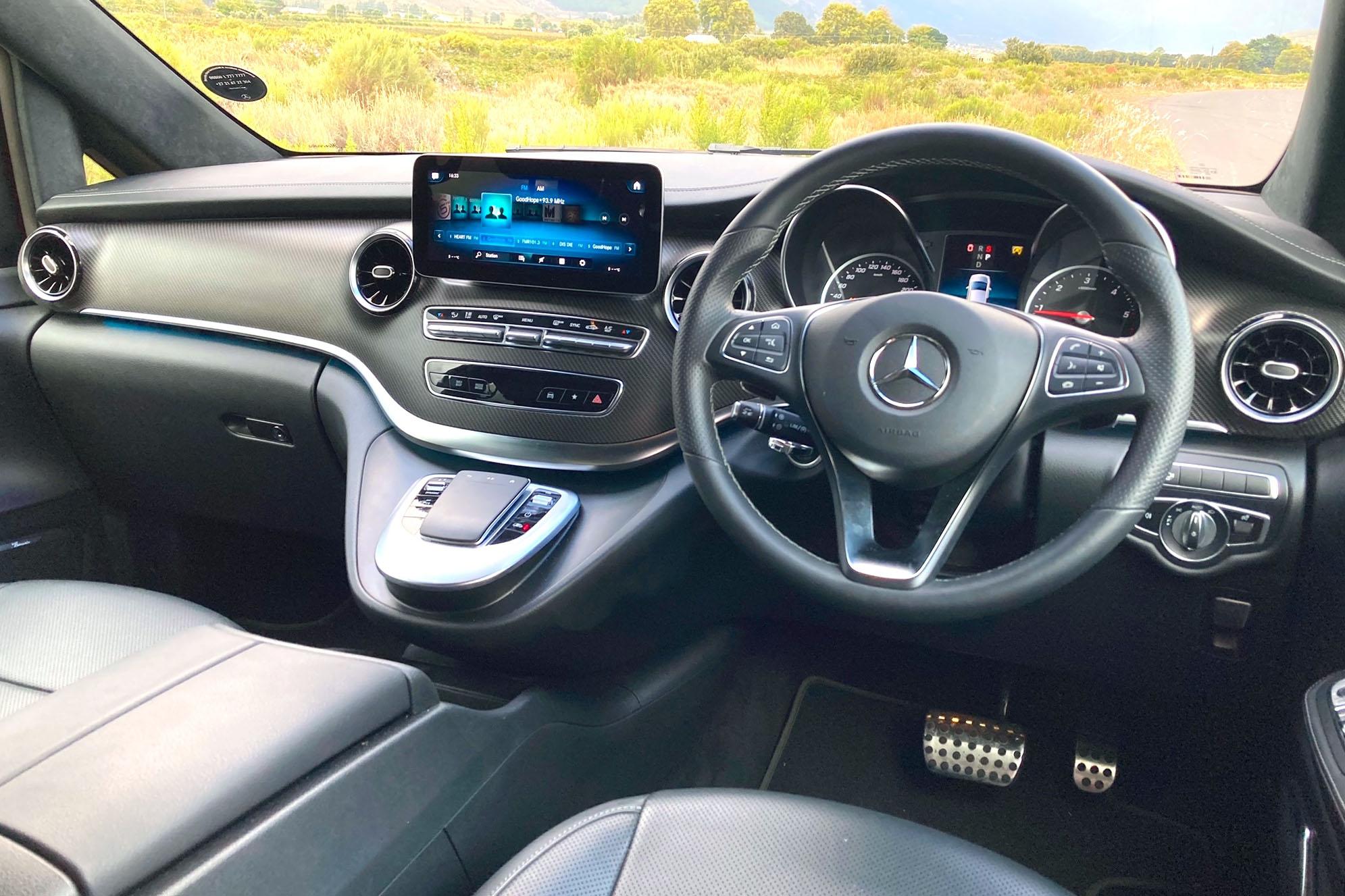 Mercedes-Benz V300d