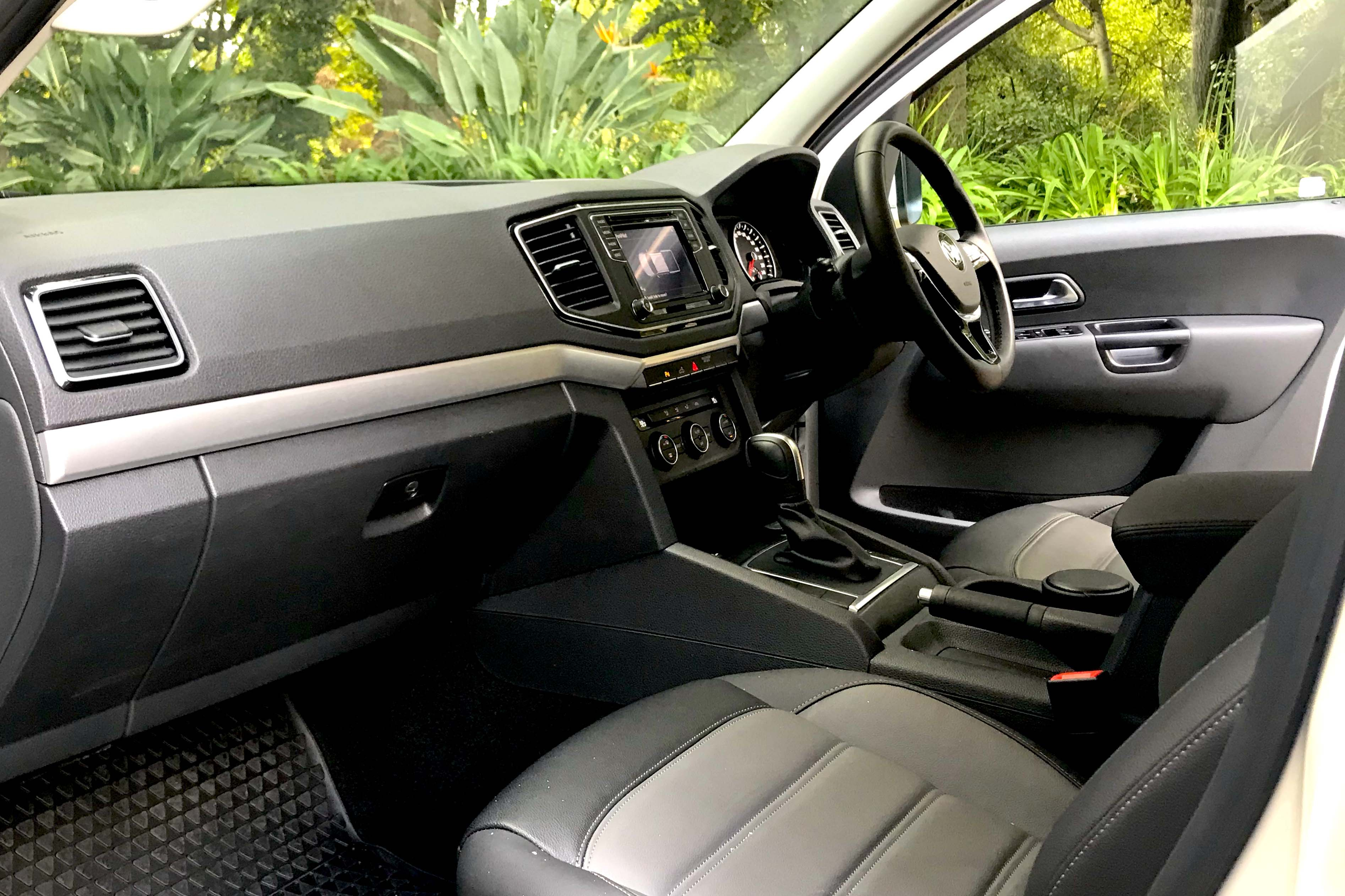 VW Amarok V6 190 kW
