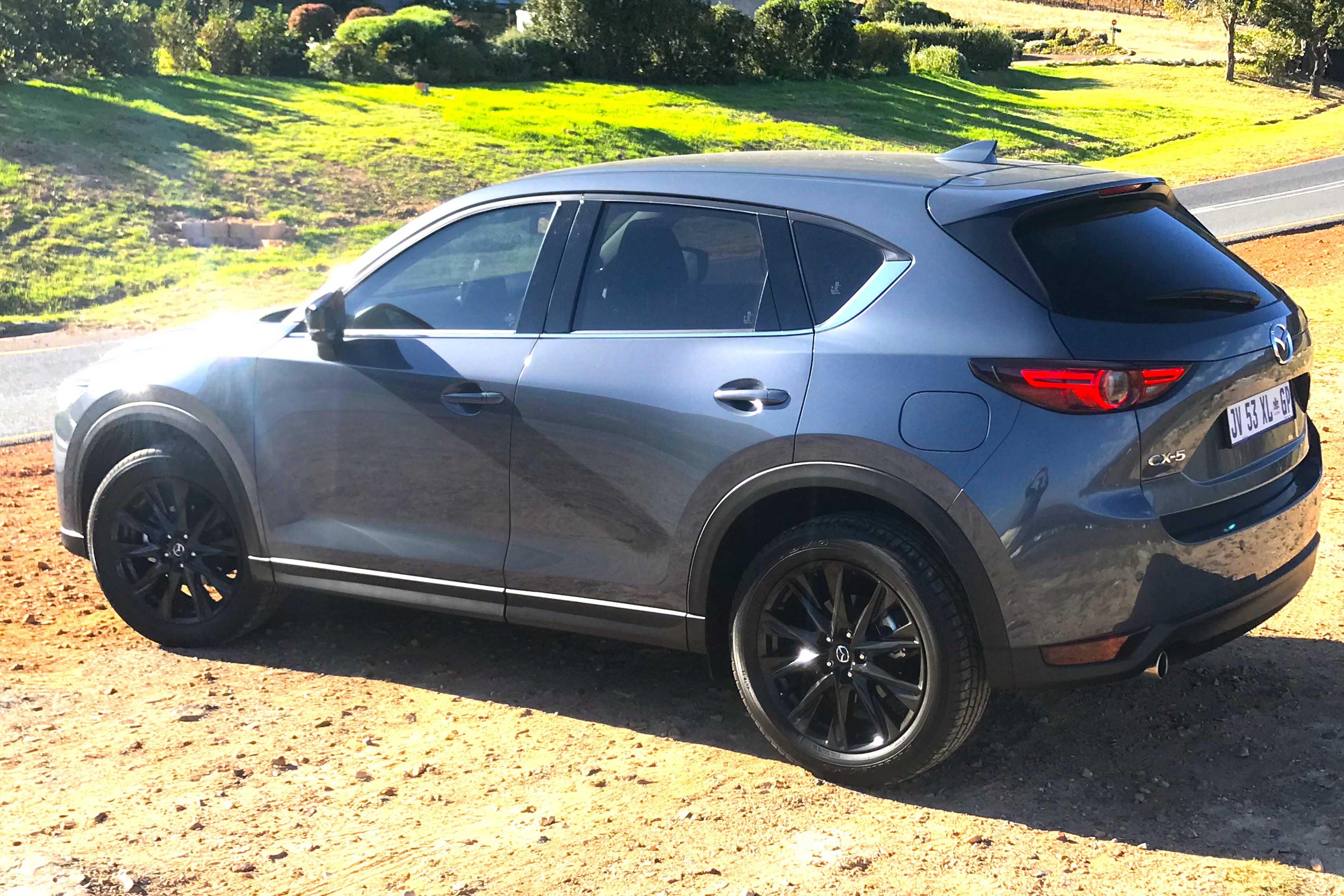 Mazda CX-5 Carbon Edition