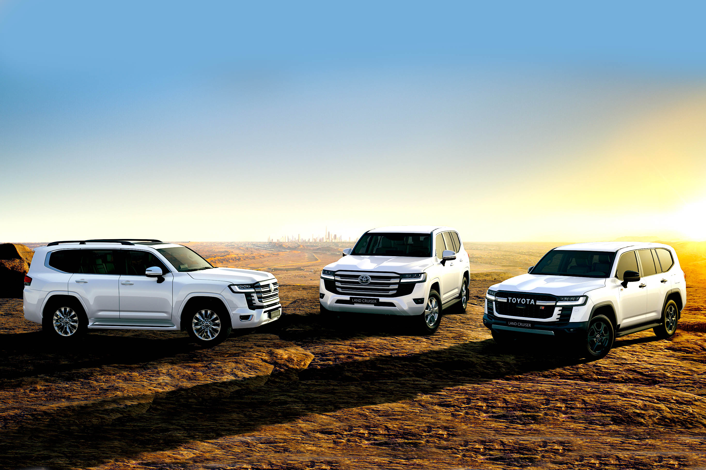 AND THERE IT IS! MEET TOYOTA'S ALL-NEW LAND CRUISER 300