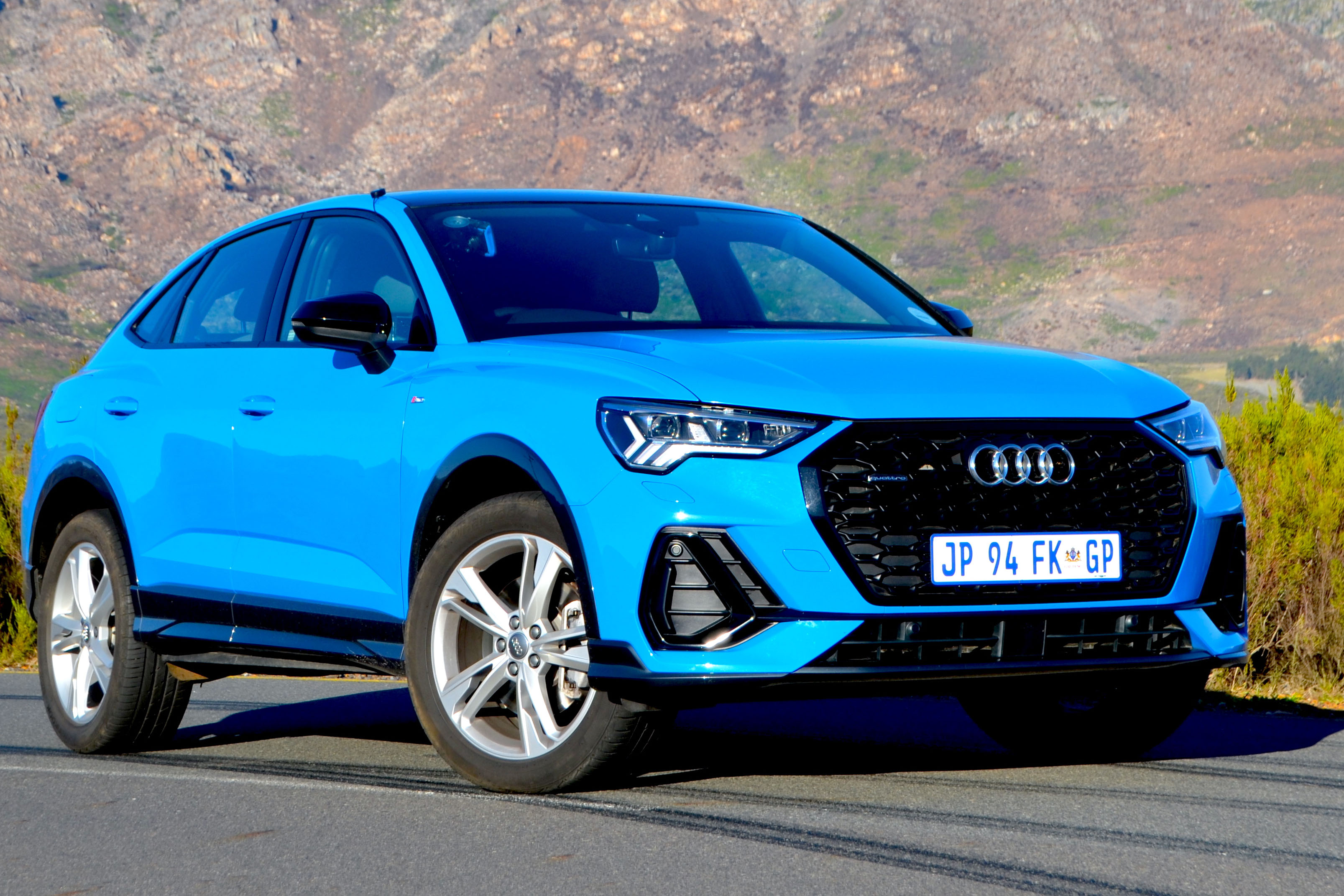 MORE THE STYLE LEADER THAN THE JOCK. AUDI Q3 SPORTBACK TESTED