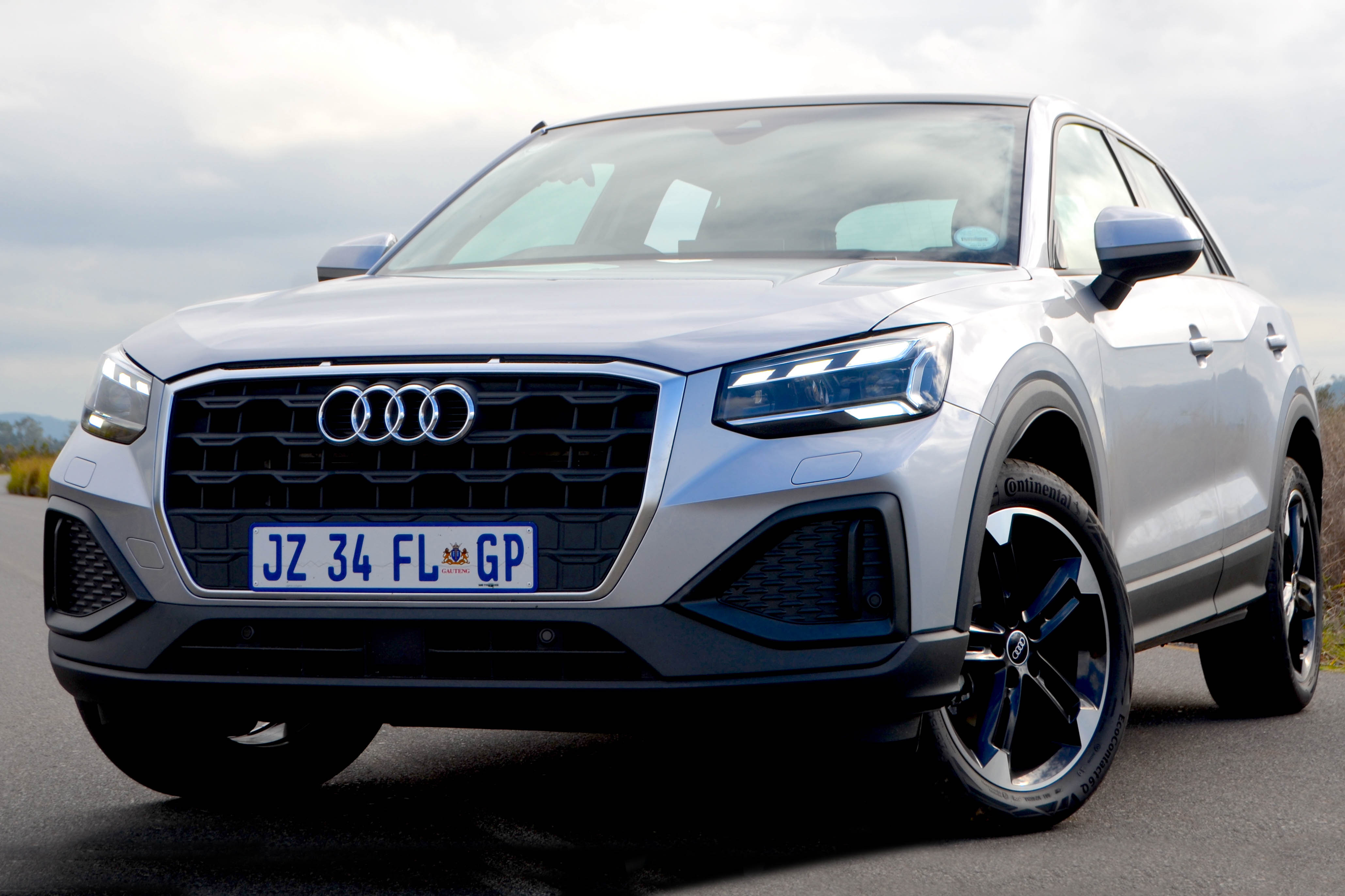 Q2 PIE? WE PUT AUDI'S SECOND EDITION ENTRY SUV TO THE TEST.