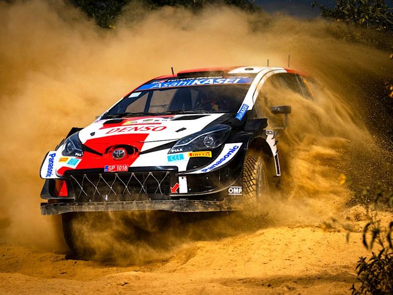 Toyota Gazoo Racing Week 26