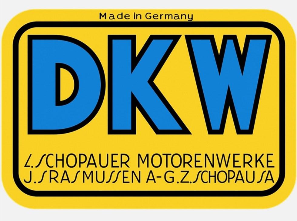 Логотип бренда DKW