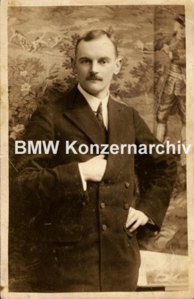 Карл Рапп — основатель Rapp Motorenwerke
