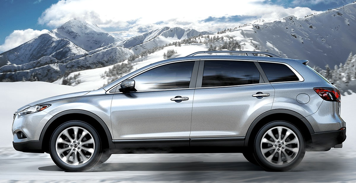 2015 Mazda Cx9 Heels On Wheels Review