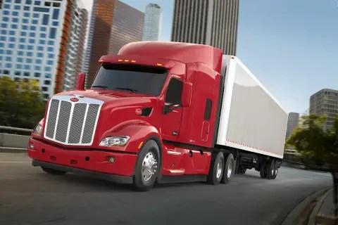 Peterbilt Model 579 Achieves New Levels Of Fuel Efficiency