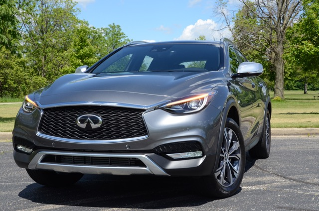 Car Review 2017 Infiniti Qx30 Luxury In A Small Package