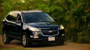 Chin Ho Kelly's Chevrolet Traverse