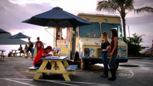 Kamekona's Grumman-Olson Kurbmaster Shrimp Truck