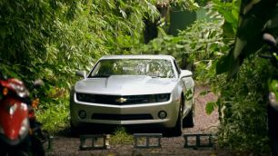Danny Williams' Chevrolet Camaro