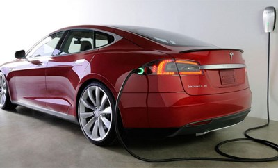 Tesla Model S Home Charger