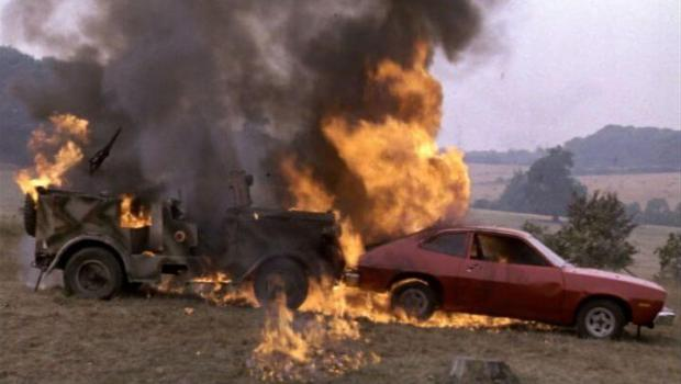 ford pinto fire