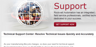 Rockwell Automation Tech Support Homepage