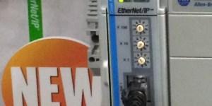 1769-AENTR close up at Automation Fair 2013
