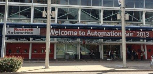 Automation Fair Main Entrance