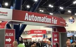 Automation Fair Show Floor Entrance