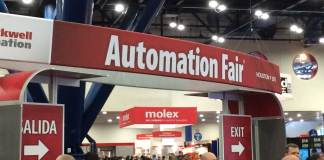 Automation Fair Show Floor Entrance