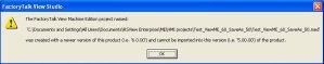 Step-3-2-4 Try to import v60 MED