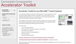 Connected Components Accelerator Toolkit Website