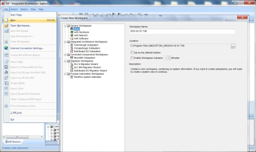 Integrated Architecture Builder Step 5