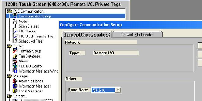 Understanding PanelView Enhanced Remote I/O Tag Addresses
