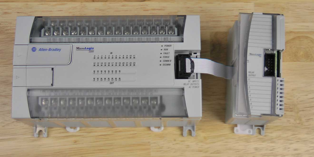 MicroLogix 1200 Expansion I/O