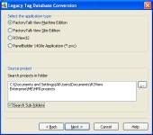 Lagacy-TAG-DB-XP-ViewME