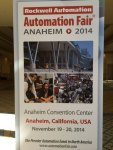 RSTechED 2014 25 Automation Fair Sign