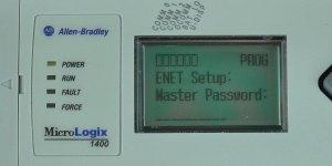 MicroLogix-1400-LCD-ENETcfg-Menu-IP-Pass
