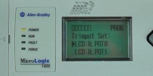 MicroLogix-1400-LCD-Trim-Menu-Trim1-Sel