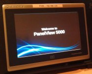 The PanelView 5000 as shown at RSTechED 2012