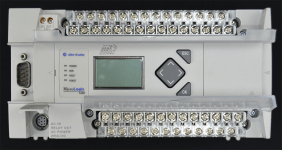MicroLogix 1400 Front