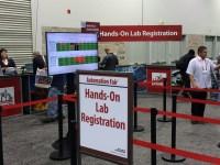 Automation Fair 2014 6 hands on loab area
