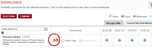 How to Download PlantPAx Process Objects 5