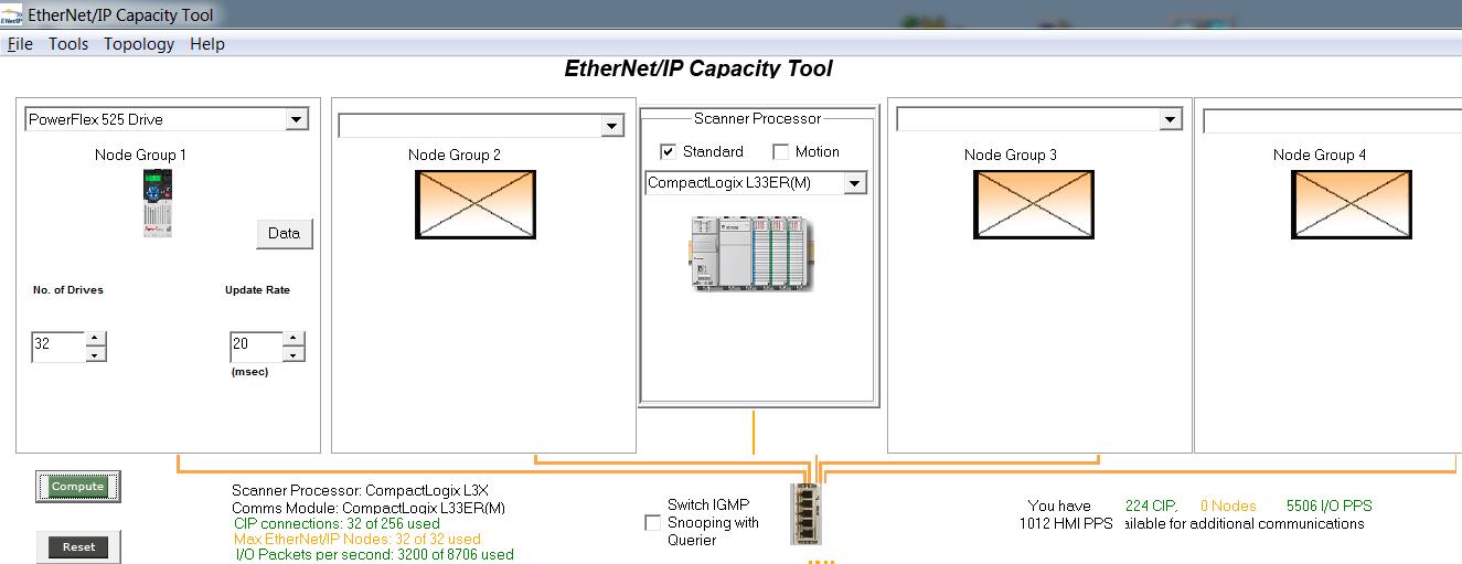 CompactLogix L32E vs L33ER: Which controls more I/O?