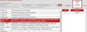 Download A-B PLC Firmware Step 6B