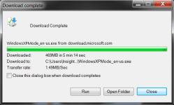 Windows XP Mode 05