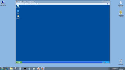 Windows XP Mode 17